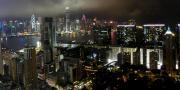 Hong Kong - View from Harlans