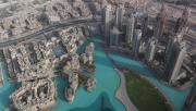 Dubai - Burj Khalifa - Aussicht