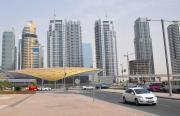 Dubai - Metro Station