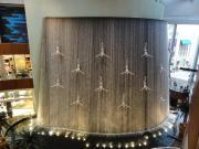 Dubai Mall - Wasserfall