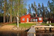 Schweden - Skogshyltasjön - Haus am See