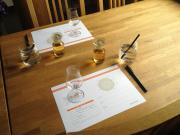 Whiskyprobe bei Mackmyra auf Fjäderholmarna