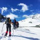 Hochtour zur Hinteren Jamspitze