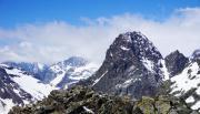Pitz Buin - Blick vom Gipfel der Hinteren Jamspitze