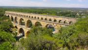 Languedoc-Roussillon -  Pont du Gard